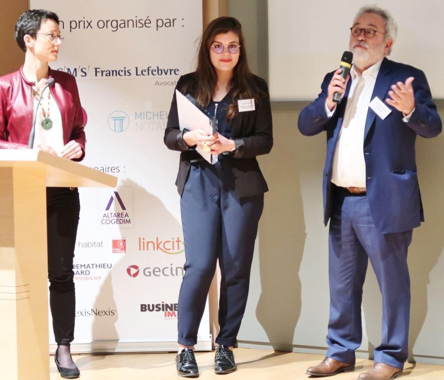 Meji 2018 - Florence Cherel, Blanche de Micheri et Jean-François Grazi