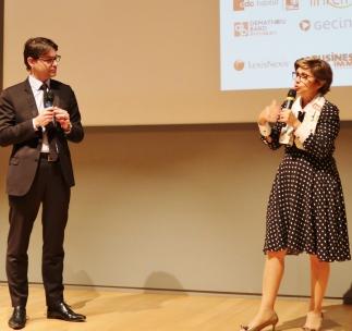 Prix MEJI 2018 Frédéric VERN et Meka BRUNEL