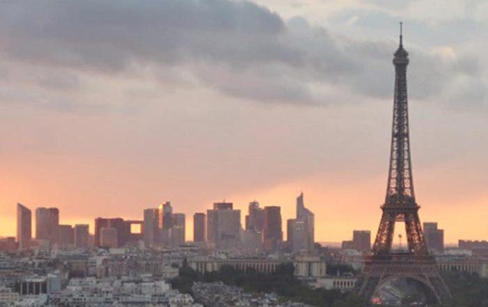 Vue Tour Eiffel